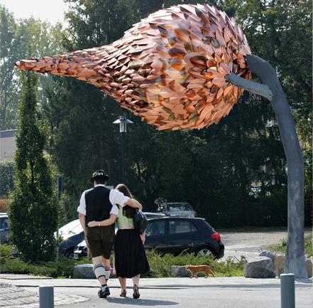 Kupferblume Fotografie Unterföhring Oktober 2009